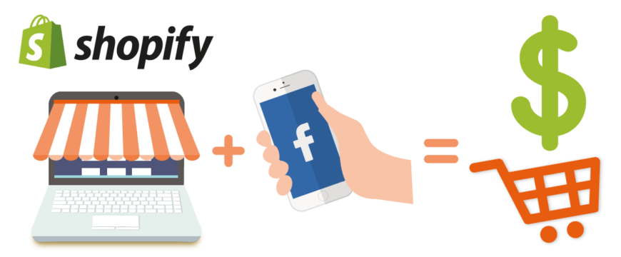 shopify-ecommerce-store-facebook-sales
