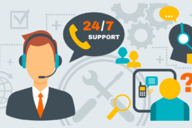 IT Service Desk Industry