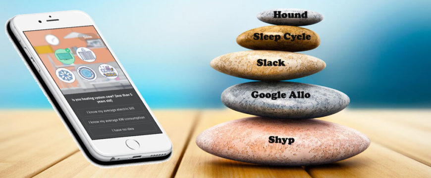 5 of the most advanced mobile apps in the world!