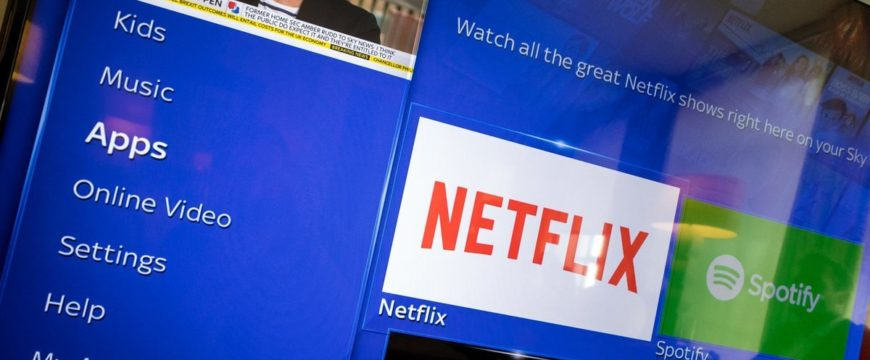 Much Does It Cost To Build A Streaming App Like Netflix