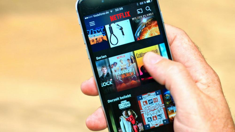 Streaming App Like Netflix