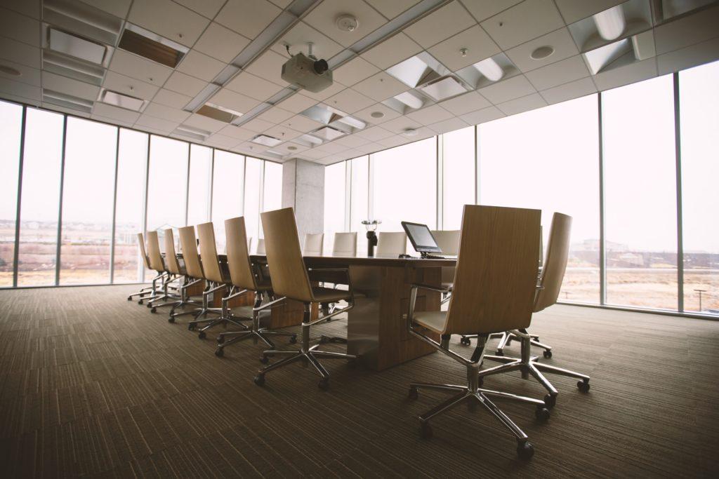 Check meeting room equipments